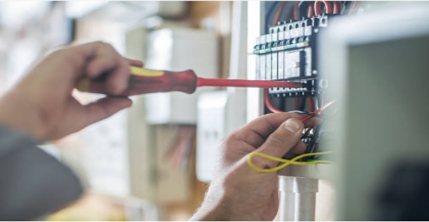 Hiring professional electrician