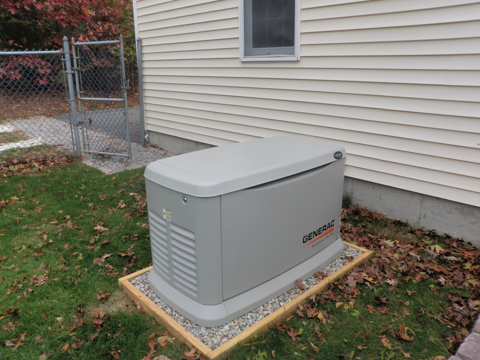 Cape Cod Ma Natural Gas Generator Sales Installation