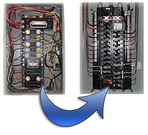aluminum wiring upgrades vuta electrical rh vutaelectrical com Residential Wiring Color Codes Hydromill Wiring