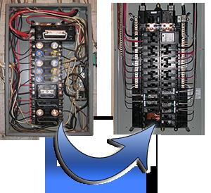 [DIAGRAM_38ZD]  Aluminum wiring upgrades - Vuta Electrical | Residential Aluminum Wiring Fuse Box |  | Vuta Electrical